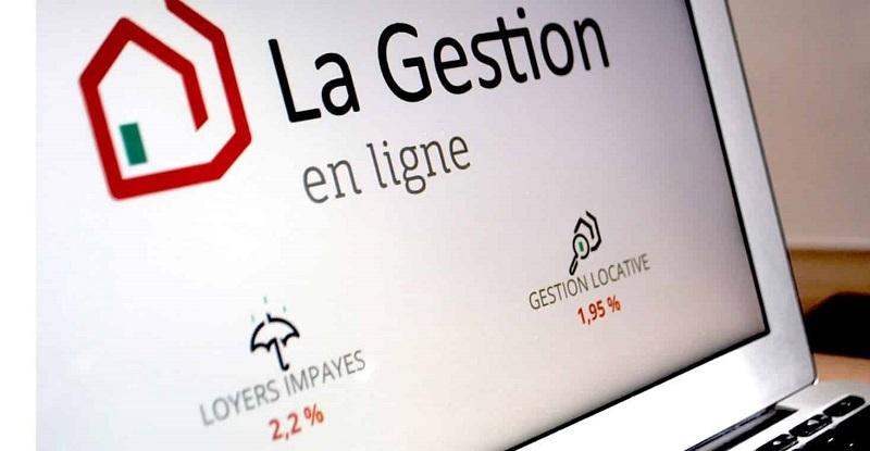 La montée de la gestion locative en ligne sur le marché immobilier français