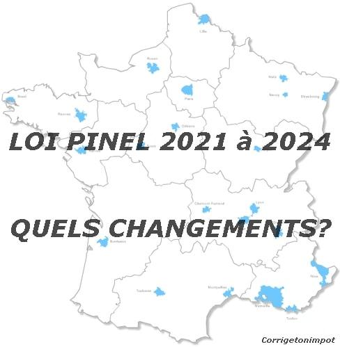 Qu'est-ce que la loi Pinel 2021 ?