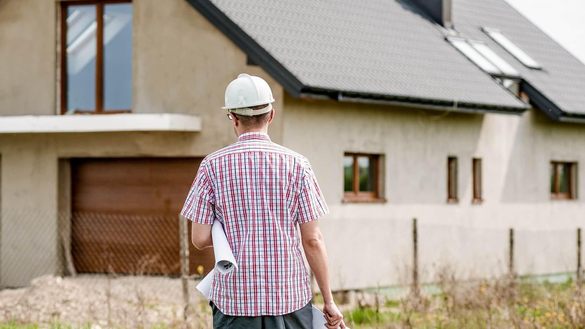 Quelles sont les étapes de construction de la maison ?