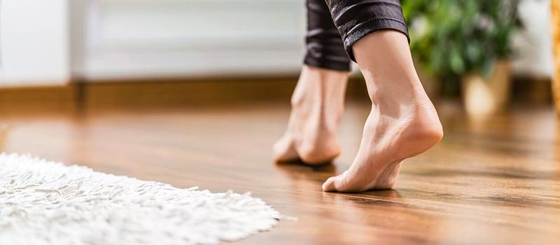 Comment recouvrir carrelage avec chauffage au sol ?